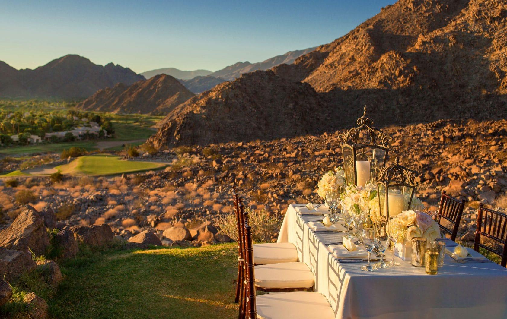 A Waldorf Wedding La Quinta Resort Amp Club