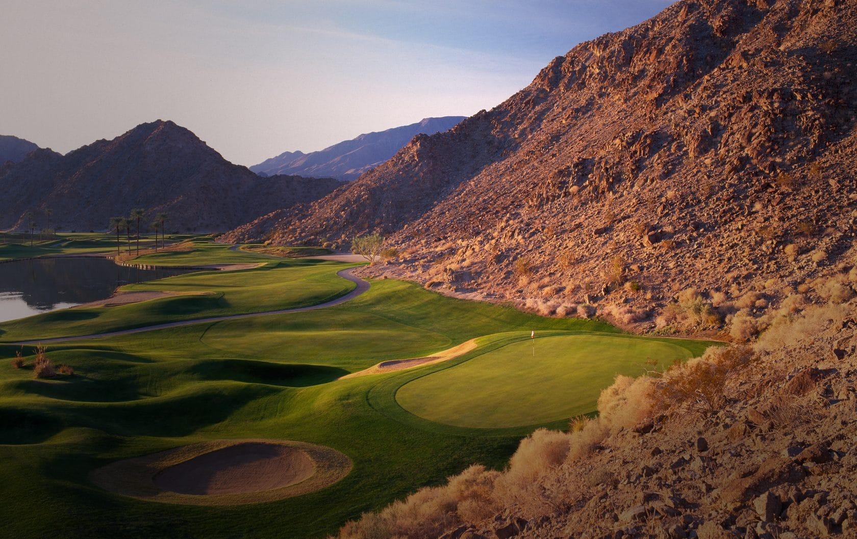 Golf At La Quinta Resort Amp Club Pga West