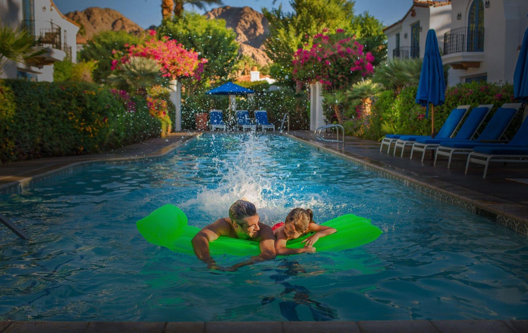 Pools la quinta resort club - Club mahindra kandaghat swimming pool ...